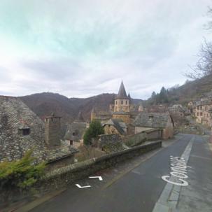 特色村镇|法国孔克小镇