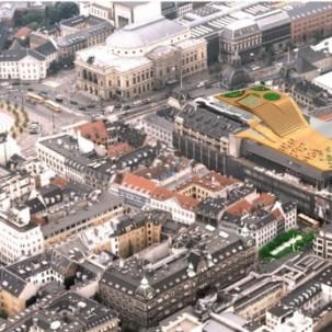 丹麦哥本哈根国王新广场设计——可标记