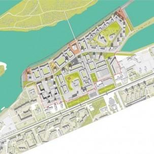 俄罗斯克拉斯诺亚尔斯克城市更新——可标记
