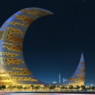 迪拜新月塔——D10