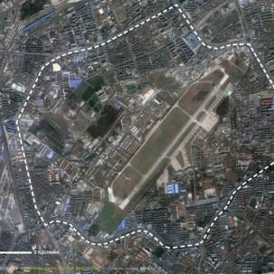 武汉王家墩商务核心区规划设计方案SOM