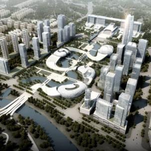 湖北省宜昌新区总体规划——可标记