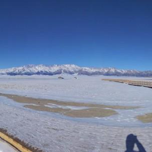 新疆博乐市赛里木湖