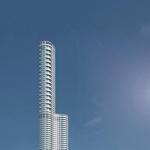 孟买世界塔楼住宅项目——可标记