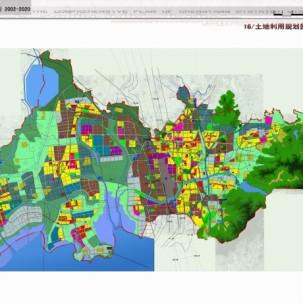青岛市城阳区发展规划(2002-2020)
