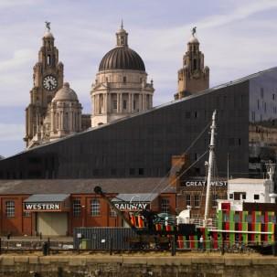 公共建筑|利物浦新国家建筑中心