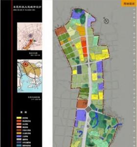 东莞科技大道城市设计