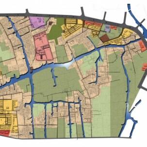温州市城市中心区城市设计(1999)