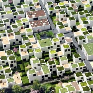 德国佛伦斯堡城市设计——可标记