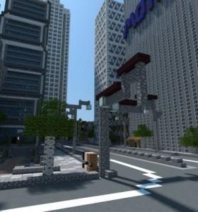 GTA 5 桑托斯 Minecraft