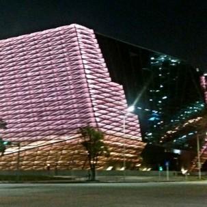 深圳的粉宝石--规划展示馆