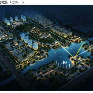 南通经济开发区新城