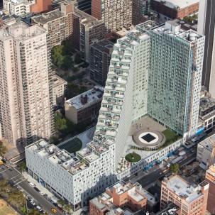 纽约曼哈顿克林顿公园混合用途开发