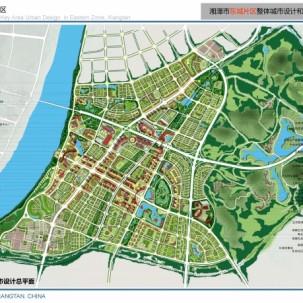 湘潭东城片区整体城市设计及重点地段城市设计——K19