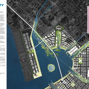 深圳前海城市设计国际竞标第一名美国FO汇报PDF
