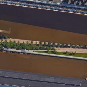 城市广场|美国费城德拉瓦码头广场