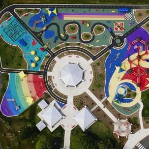 美国儿童杂志推荐:全球10大神奇儿童游乐场