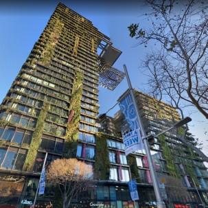 绿色建筑|悉尼中央花园1号