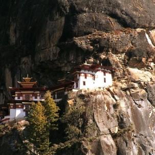 不丹帕罗虎穴寺——可标记