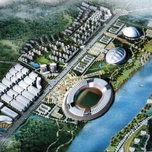 缙云城市东北区块详细规划(2005)