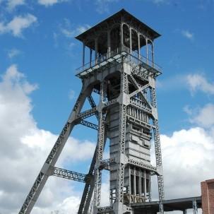 采煤厂变城市文化公共中心