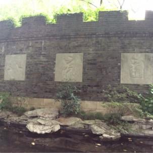 静安公园,历史悠久,是上海的五星级公园,