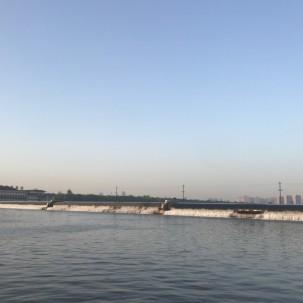 洛阳洛河泊岸视角随拍。