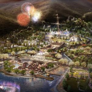 韩国首尔公园更新设计——可标记