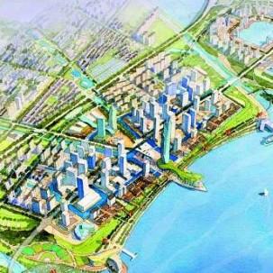 汕头珠港新城城市设计国际竞赛——J19