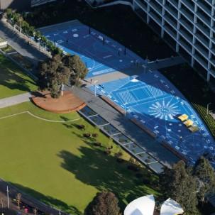 澳大利亚莫纳什大学(Monash University)校园绿地