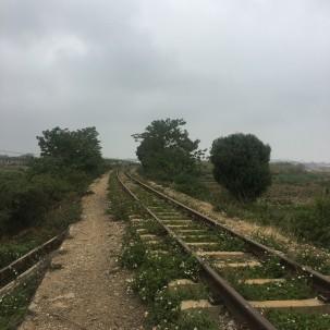 废弃的米轨两侧怎么开发呢?