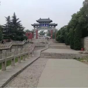 辉县,百泉景区。