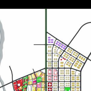 最近控规课程里做了一个城市设计,求大神指点