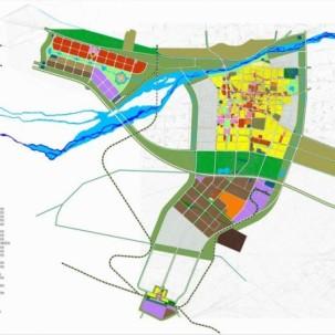 【甘肃省】酒泉市总体规划(2005-2020)——X05