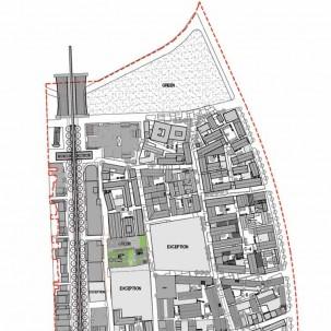 前门历史街区更新改造——可标记