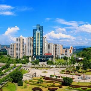 这片地,即将建成百亿级商圈,成为涪陵区第二经济商贸中心!