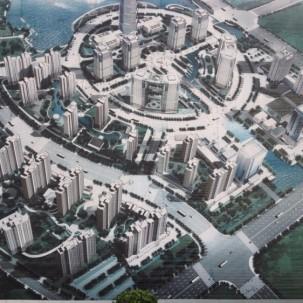安阳市中心商务区