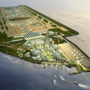 香港国际机场——航天城总体规划