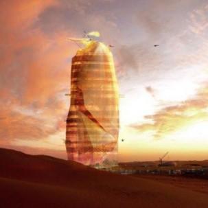 为生态而建:撒哈拉大型建筑设计