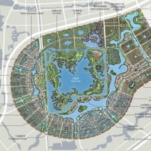 天津天嘉湖——产业转型打造国际旅游目的地