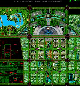 城市中心区城市设计