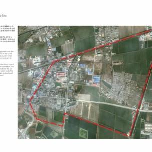 [HOK]天津南河镇区概念性总体设计(84页)2009-典尚设计