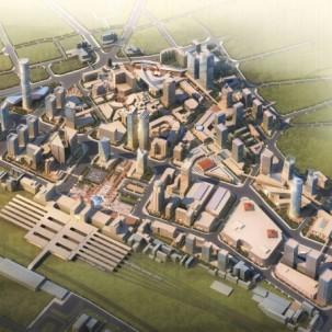 end)河南省郑州老城商业中心规划——K23