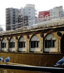 东京老火车站万世桥改造,变成创意街区