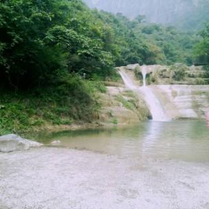 云台山美景